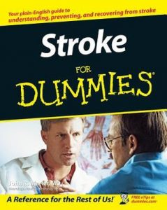 Stroke for Dummies – John R. Marler [PDF] [English]