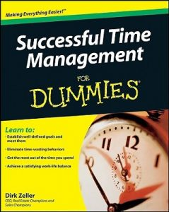 Successful Time Management for Dummies – Dirk Zeller [PDF] [English]