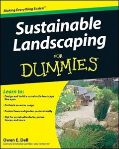 Sustainable Landscaping for Dummies – Owen E. Dell [PDF] [English]