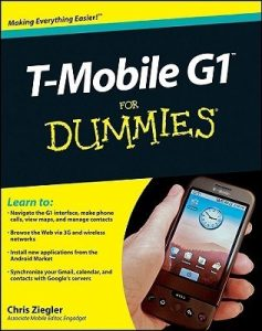 T-Mobile G1 for Dummies – Chris Zlegler [PDF] [English]