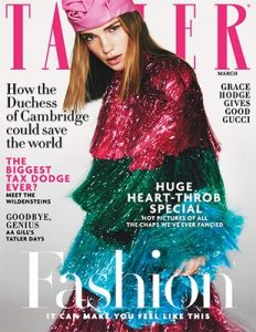 Tatler UK – March, 2017 [PDF]