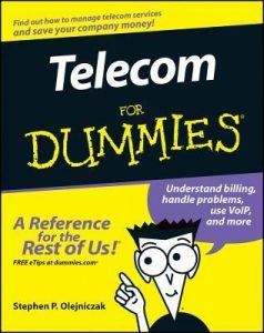 Telecom for Dummies – Stephen P. Olejniczak [PDF] [English]