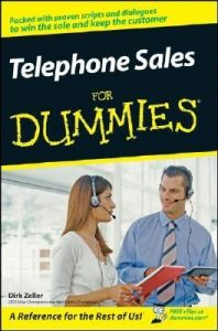 Telephone Sales for Dummies – Dirk Zeller [PDF] [English]