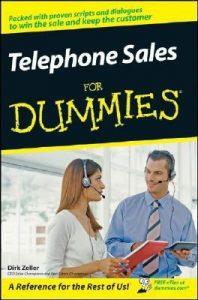 Telephone Sales for Dummies – Dirk Zeller [PDF] [English]