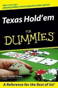 Texas Hold'em for Dummies – Mark Harlan [PDF] [English]