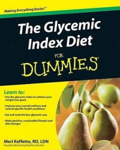 The Glycemic Index Diet for Dummies – Meri Raffetto [PDF] [English]
