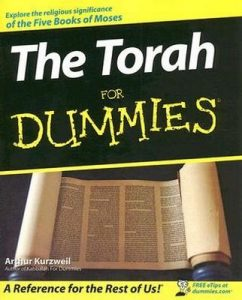 The Torah for Dummies – Arthur Kurzweil [PDF] [English]