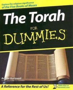 The Torah for Dummies – Arthur Kurzweil [PDF] [English]