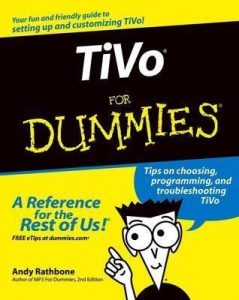 TiVo for Dummies – Andy Rathbone [PDF] [English]