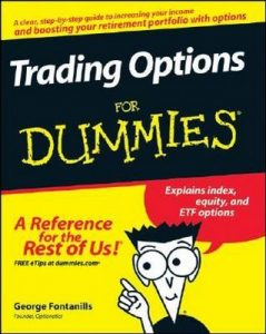 Trading Options for Dummies – George Fontanills [PDF] [English]