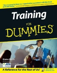 Training for Dummies – Elaine Biech [PDF] [English]