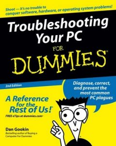 Troubleshooting Your PC for Dummies (2nd Edition) – Dan Gookin [PDF] [English]