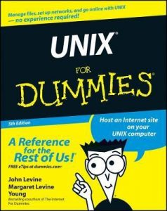 UNIX for Dummies (5th Edition) – John R. Levine, Margaret Levine Young [PDF] [English]