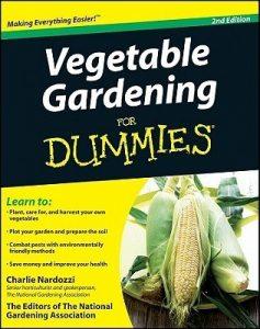 Vegetable Gardening for Dummies (2nd Edition) – Charlie Nardozzi [PDF] [English]