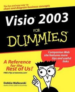Visio 2003 for Dummies – Debbie Walkowski [PDF] [English]