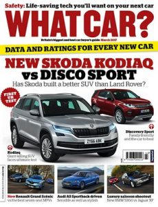 What Car UK – March, 2017 [PDF]