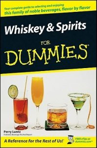 Whiskey & Spirits for Dummies – Perry Luntz [PDF] [English]