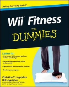 Wii Fitness for Dummies – Christina T. Loguidice, Bill Loguidice [PDF] [English]