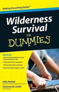 Wilderness Survival for Dummies – John Haslett, Cameron M. Smith [PDF] [English]