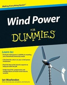 Wind Power for Dummies – Ian Woofenden [PDF] [English]