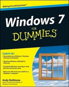 Windows 7 for Dummies – Andy Rathbone [PDF] [English]