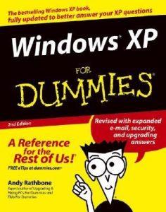 Windows XP for Dummies (2nd Edition) – Andy Rathbone [PDF] [English]