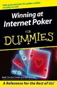 Winning at Internet Poker for Dummies – Mark Harlan, Chris Derossi [PDF] [English]