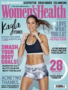 Women's Health UK – March, 2017 [PDF]