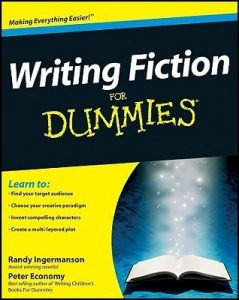 Writing Fiction for Dummies – Randy Ingermanson, Peter Economy [PDF] [English]