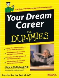 Your Dream Career for Dummies – Carol L. McClelland [PDF] [English]