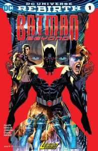Batman Beyond (2016-) #1 [PDF]