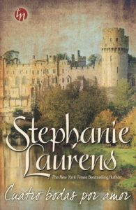 Cuatro bodas por amor – Stephanie Laurens [ePub & Kindle]
