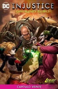Injustice Ground Zero #20 [PDF]