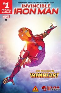 Invincible Iron Man (2016-) #1 [PDF]