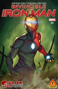 Invincible Iron Man (2016-) #3 [PDF]