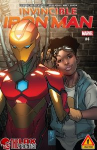 Invincible Iron Man (2016-) #4 [PDF]