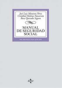 Manual de Seguridad Social (Derecho – Biblioteca Universitaria De Editorial Tecnos) – José Luis Monereo Pérez, Cristóbal Molina Navarrete [ePub & Kindle]