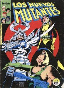 New Mutants (1983-1991) #5 [PDF]