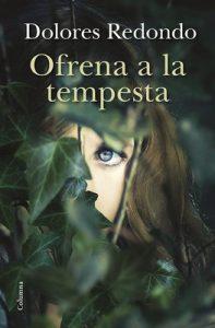 Ofrena a la tempesta (Trilogía del Baztán Book 3) – Dolores Redondo [ePub & Kindle] [Catalán]