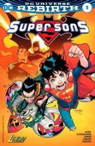 Super Sons (2017) #1 [PDF]
