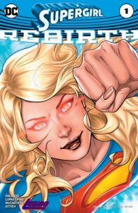 Supergirl: Rebirth (2016) #1 [PDF]
