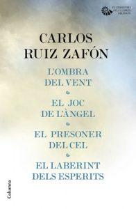 Tetralogia El Cementiri dels Llibres Oblidats (pack) – Carlos Ruiz Zafón [ePub & Kindle] [Catalán]