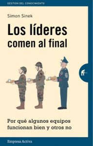 Los lideres comen al final – Simon Sinek [ePub & Kindle]