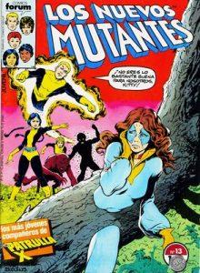 New Mutants (1983-1991) #13 [PDF]