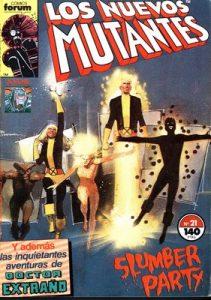 New Mutants (1983-1991) #21 [PDF]