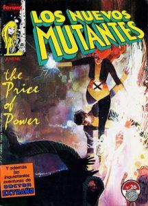 New Mutants (1983-1991) #25 [PDF]