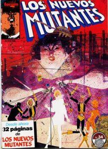 New Mutants (1983-1991) #31 [PDF]