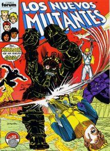 New Mutants (1983-1991) #32 [PDF]