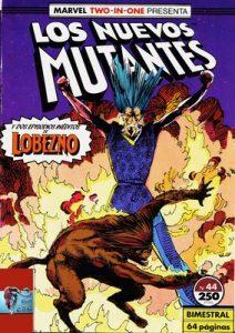 New Mutants (1983-1991) #43, #44 [PDF]