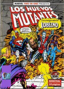 New Mutants (1983-1991) #45, #46 [PDF]